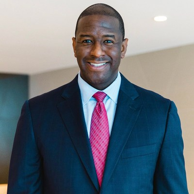 Police Report: Andrew Gillum Involved in Suspected Crystal Meth Incident